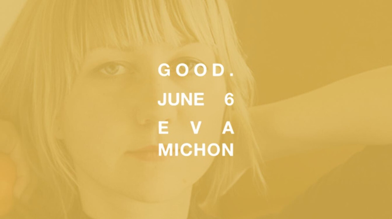 Eva Michon on GOOD podcast