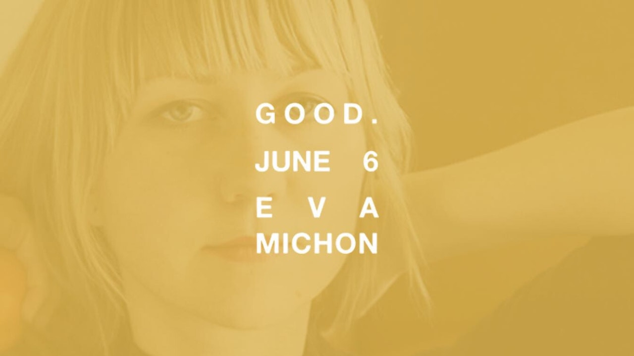 Eva Michon on GOOD podcast