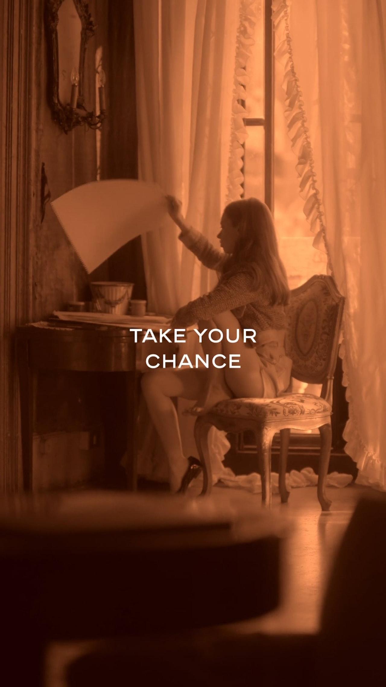 Eva Michon - CHANEL Chance Story 'Artist'