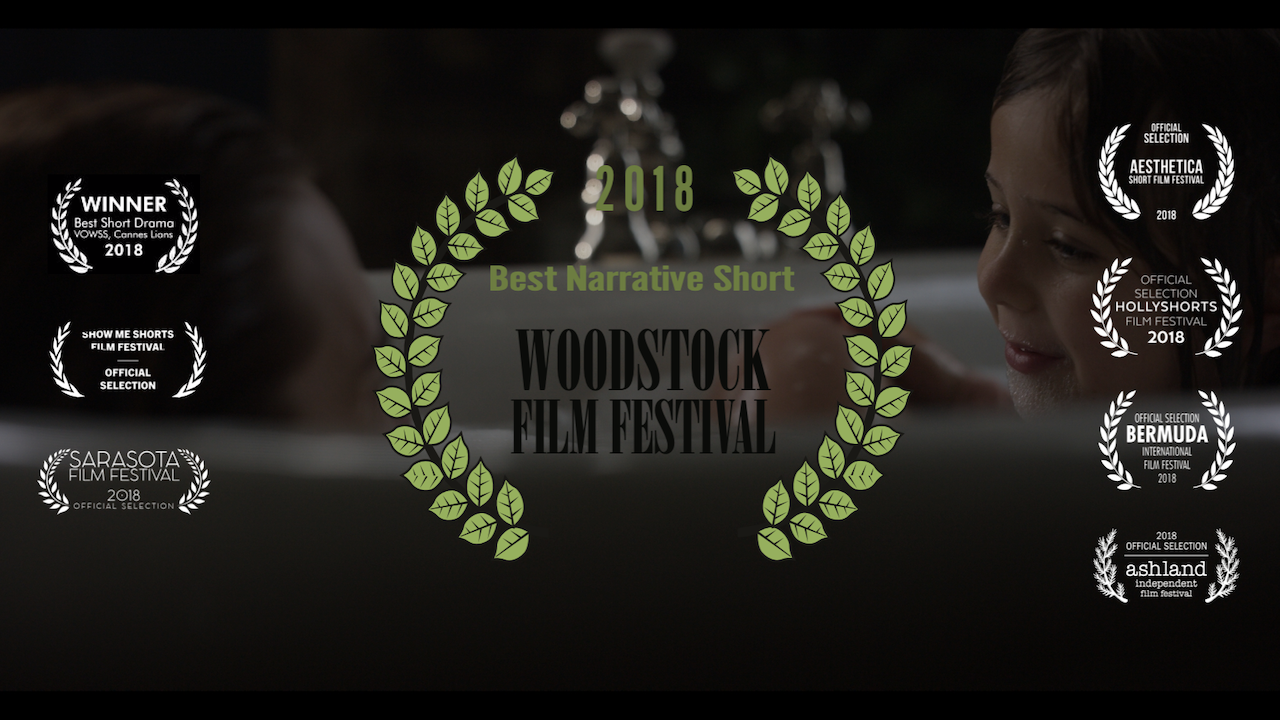 'Best Narrative Short' award for 'Beast'!