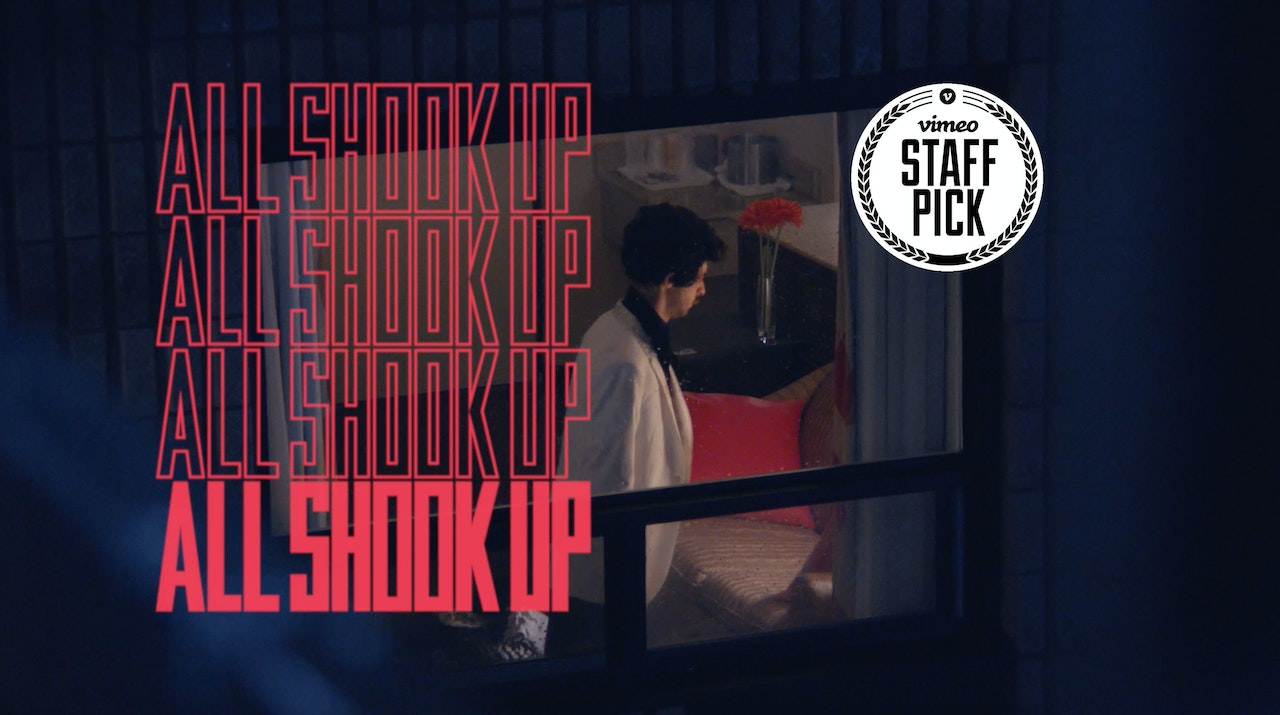 Halloween got 'All Shook Up'... new short by Eva Michon gets VIMEO staff pick.