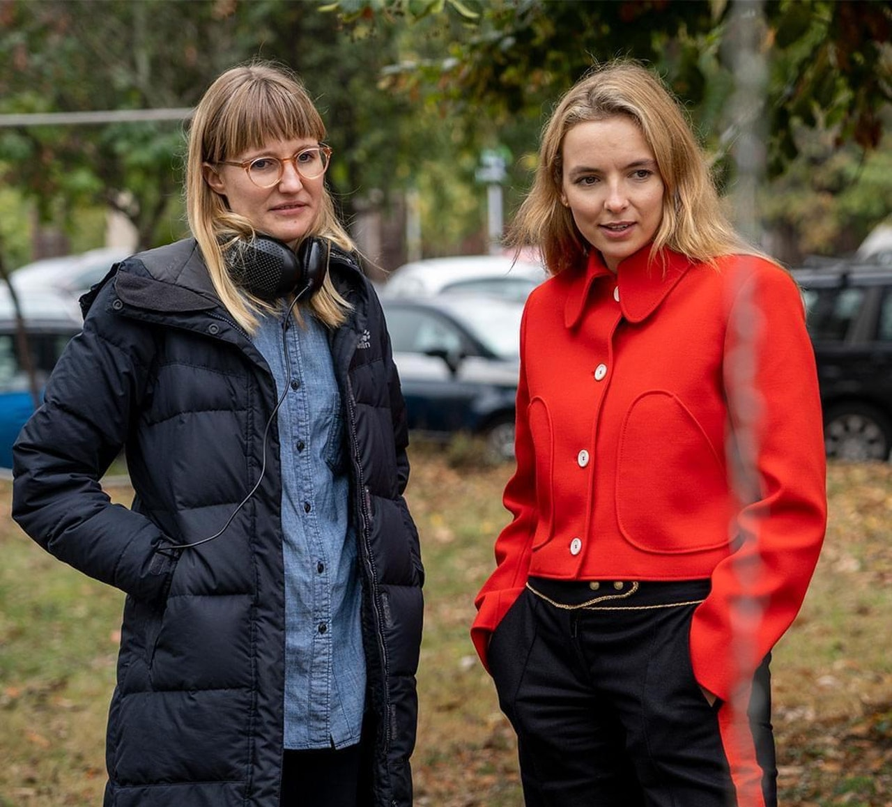 """""""Killing Eve 'Are You From Pinner?' is a season highlight and overall standout."""" PASTE MAGAZINE"""