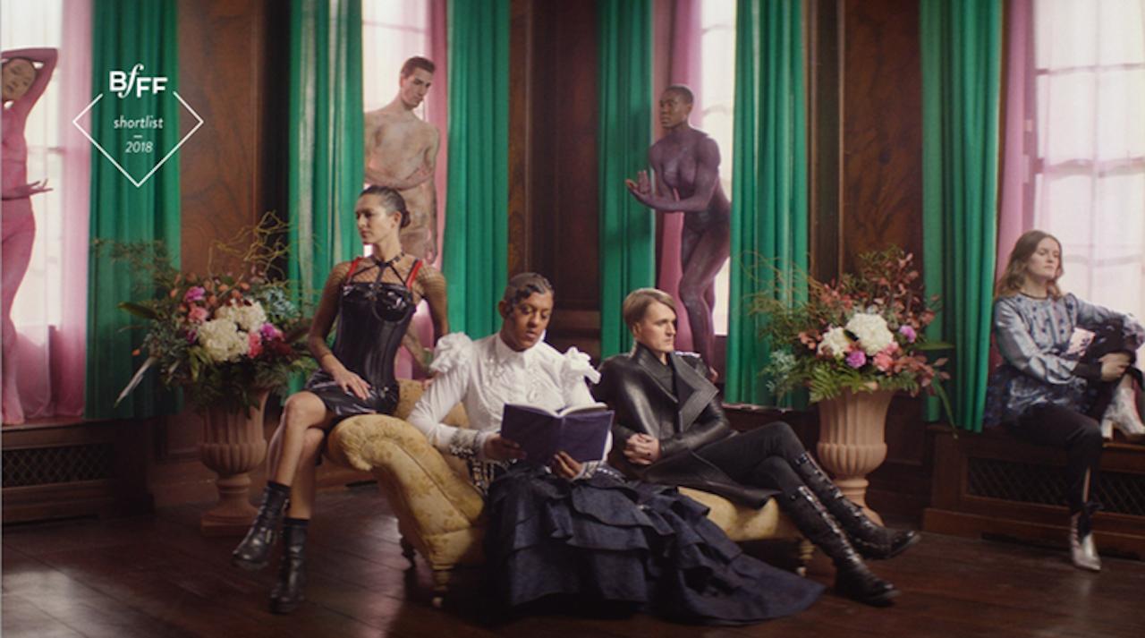 PRESS: Selfridges 'The Greatest Luxury', a film by Kathryn Ferguson, produced by Lief