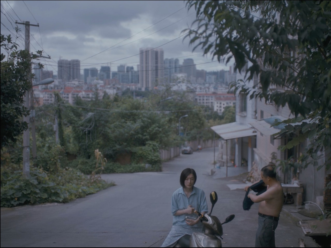 Directors Notes interviews Luo Jian on her short WDYK.