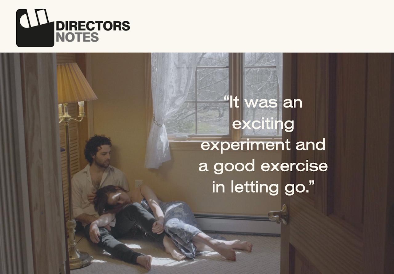 Adi Halfin talks to Directors Notes.