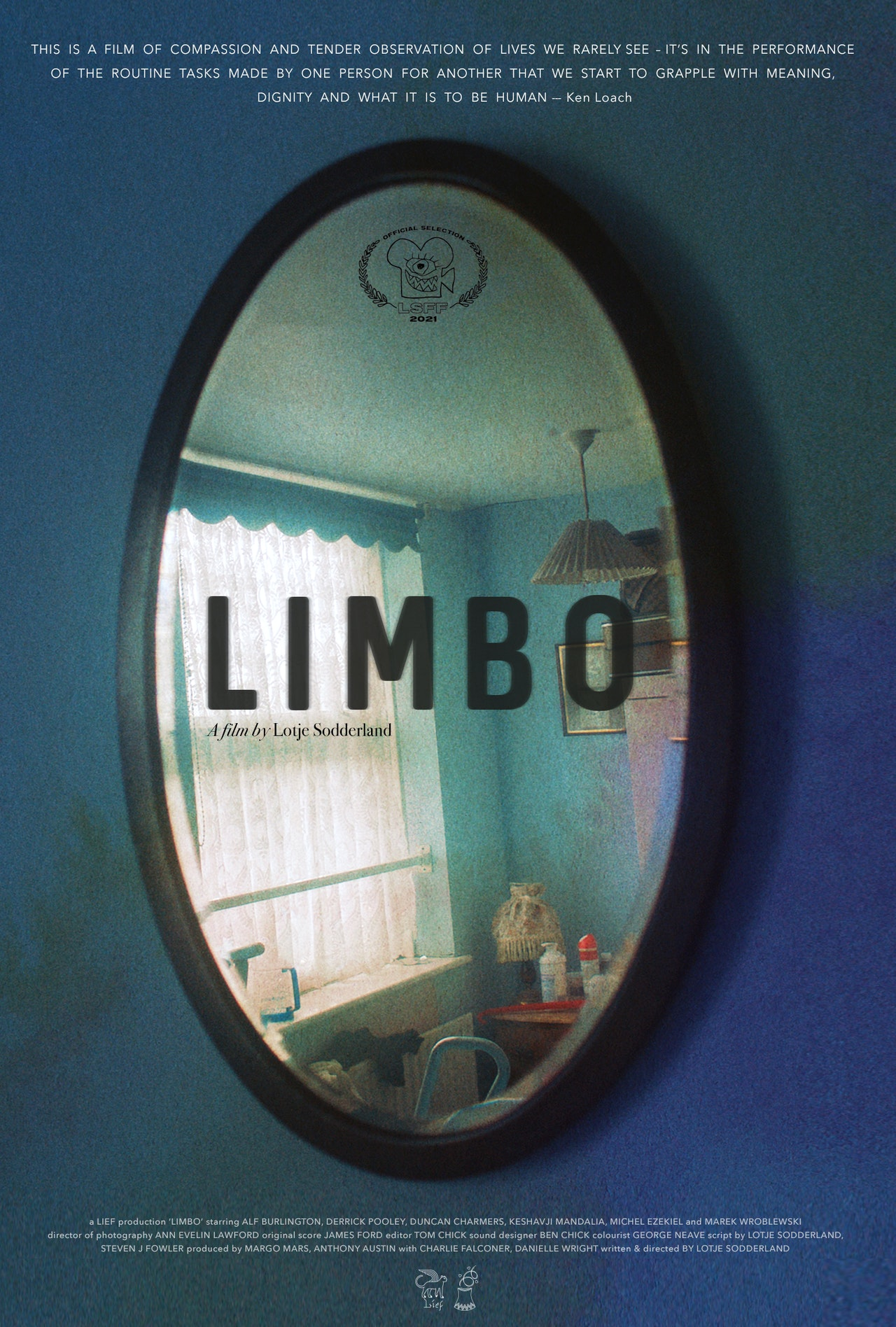 'Limbo' by Lotje Sodderland joins the Official Selection at BAFTA qualifying LSFF.