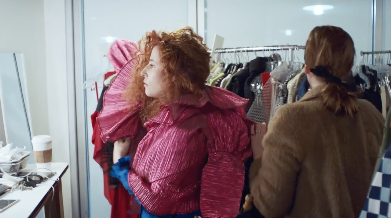 THE WORK: i-D x Chanel 'Making Movies' - how are women finding their voice?