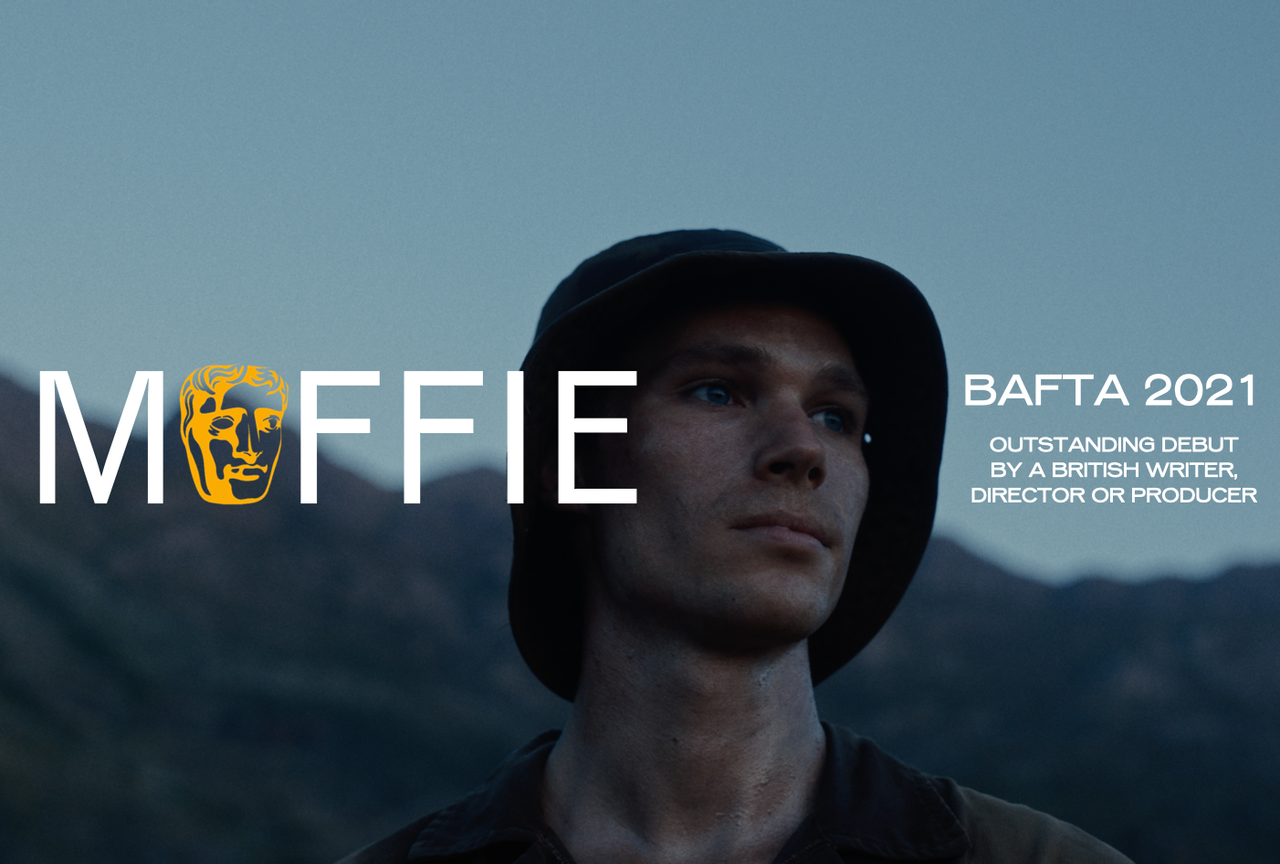 'Moffie' nominated for a BAFTA!