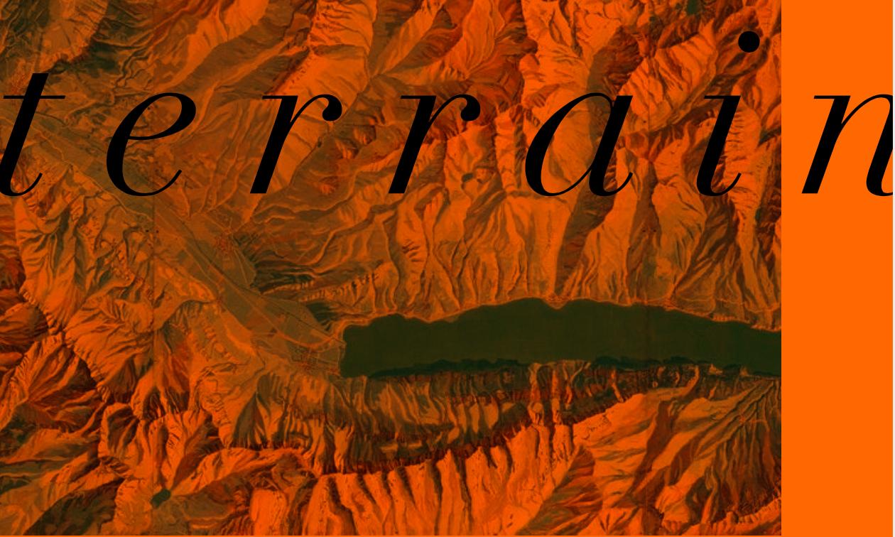 In Production: 'Terrain' by Lily Baldwin