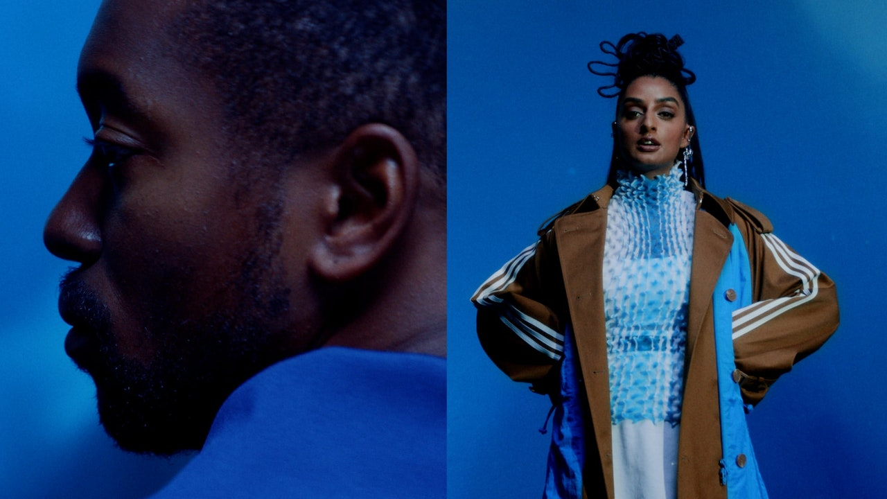 adidas x NOWNESS 'A Hue named Blue'