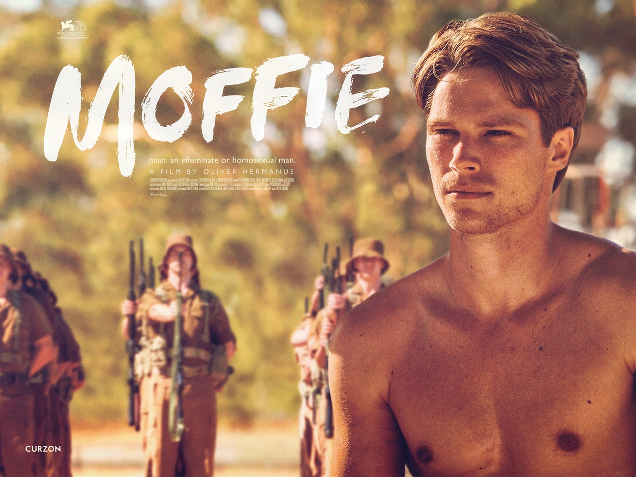 """""""Moffie"""" premieres on Curzon Home Cinemas April 24th."""