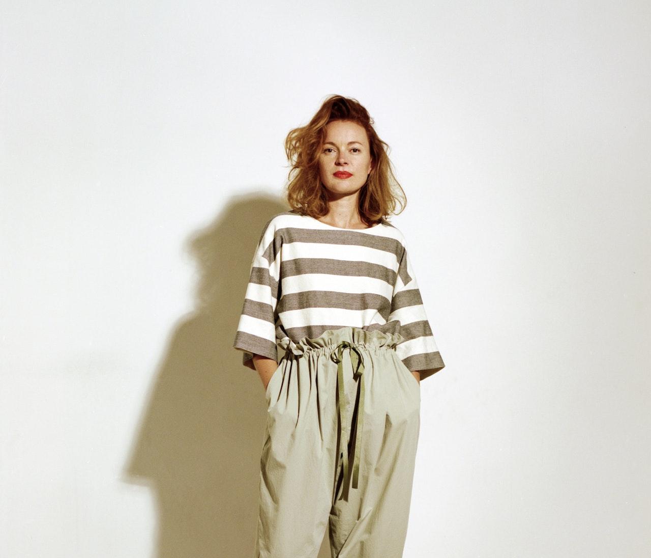 #LOVELIEF: Margo meets MARGO! Lief founder Margo Mars wears MARGO SS18.