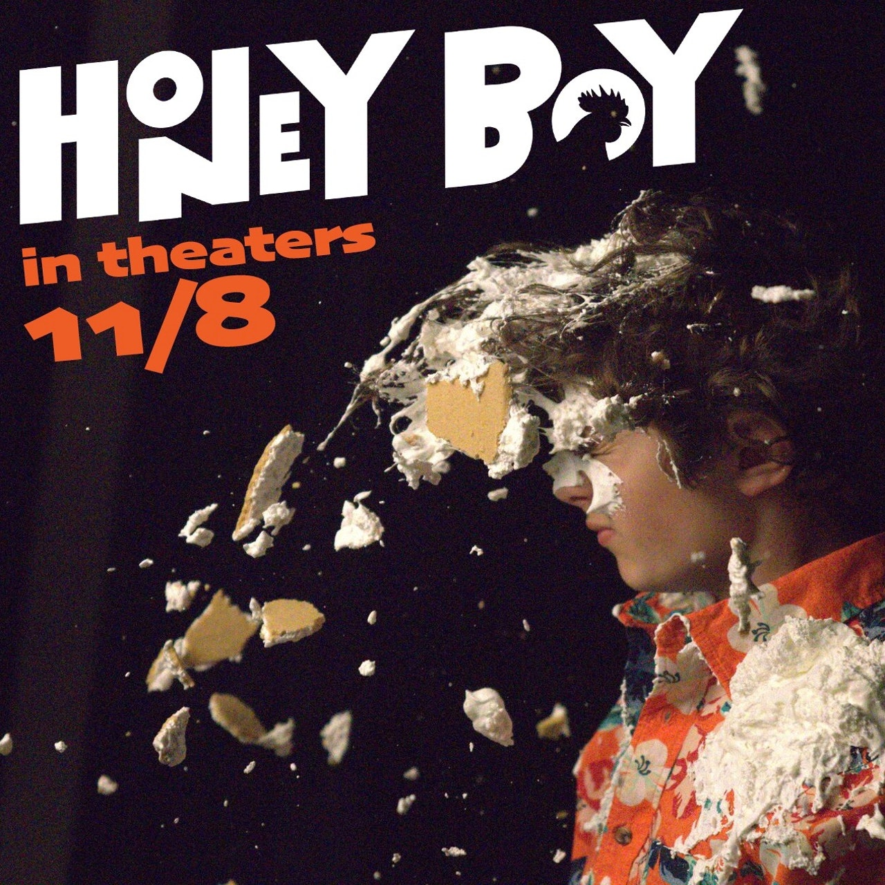 """Honey Boy"" in theatres on November 8th."