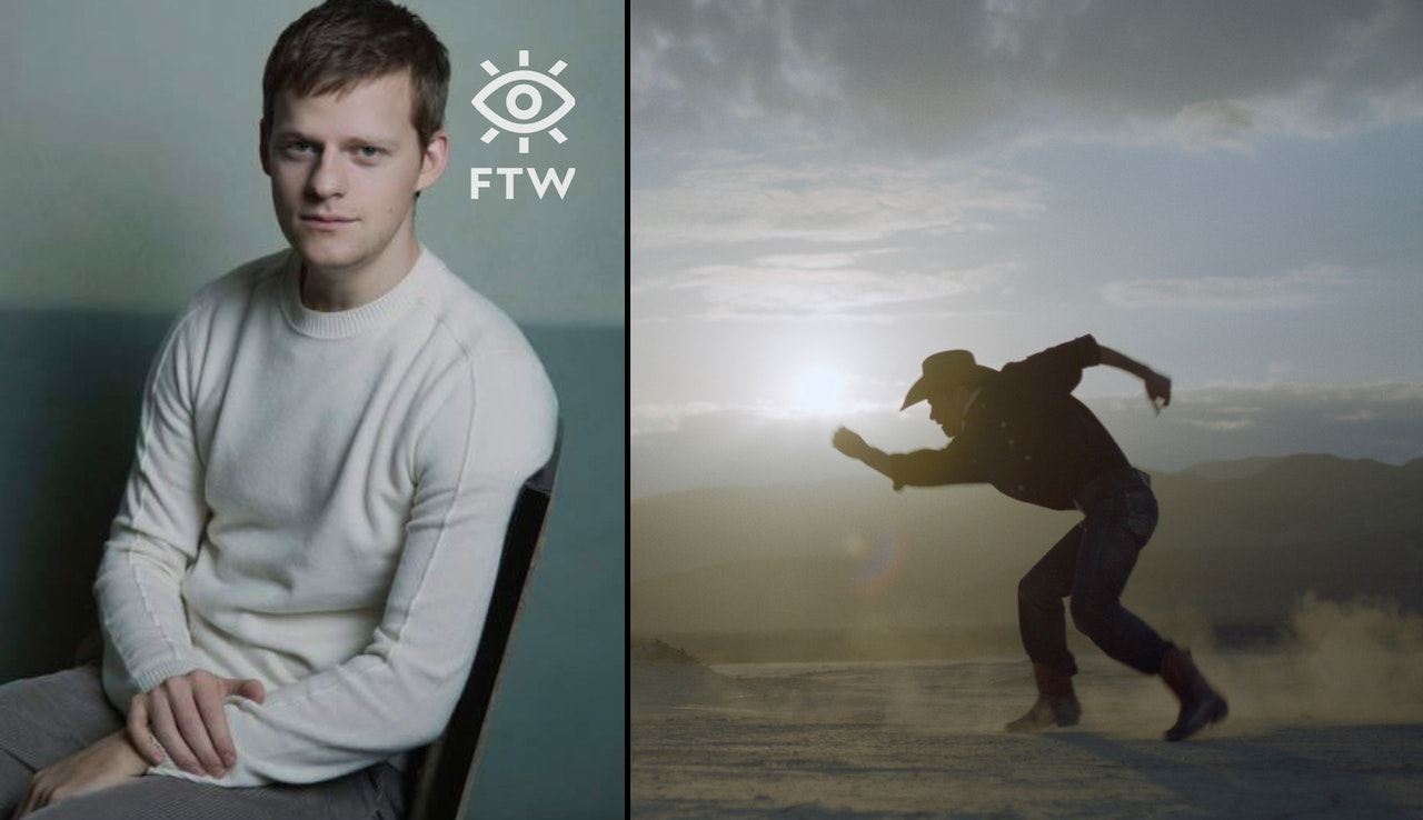 Adi Halfin featured in Lucas Hedges' playlist on Free The Work.