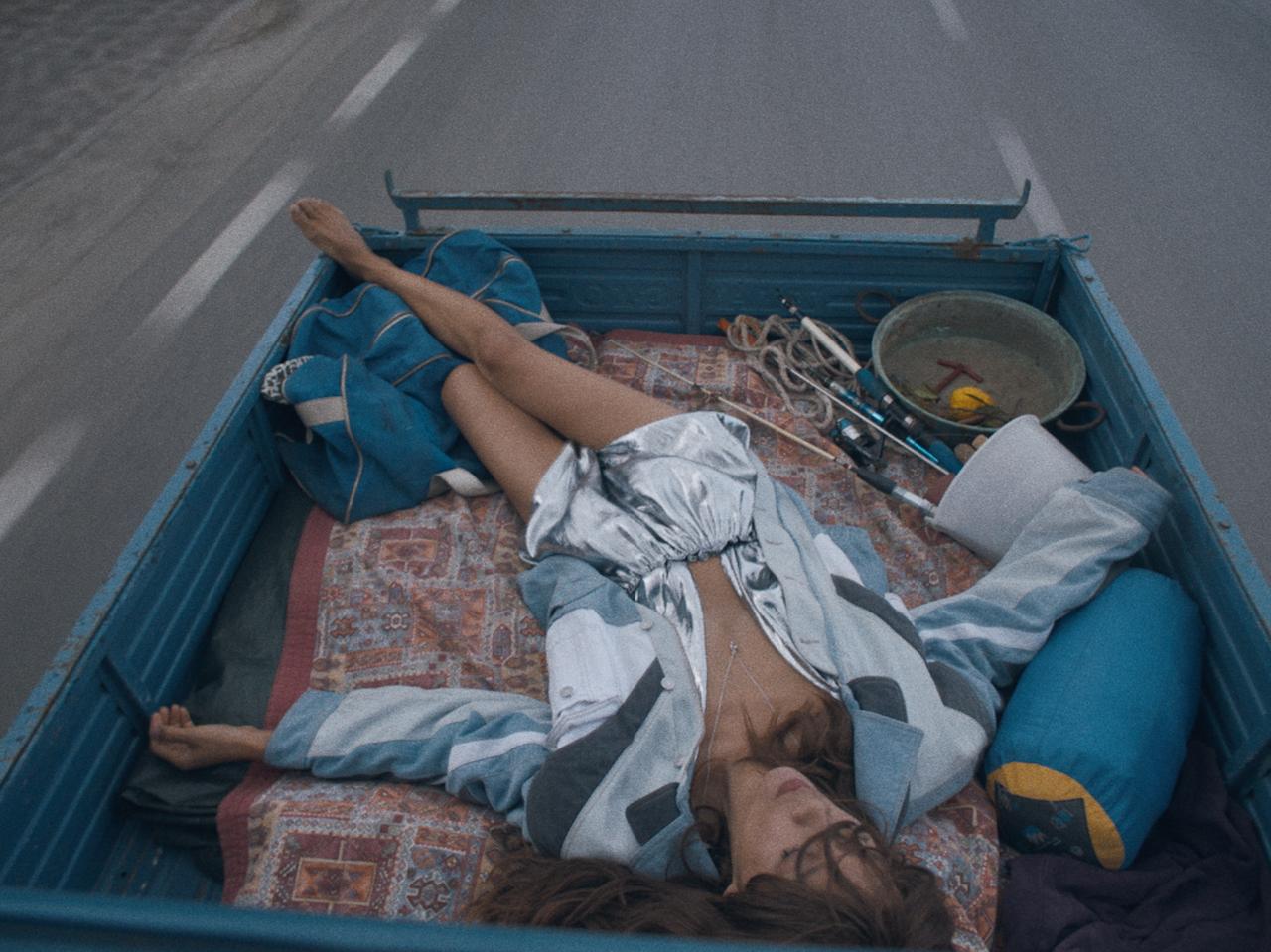 KAZU Shares Trailer for 'Adult Baby' Visual Album by Eva Michon