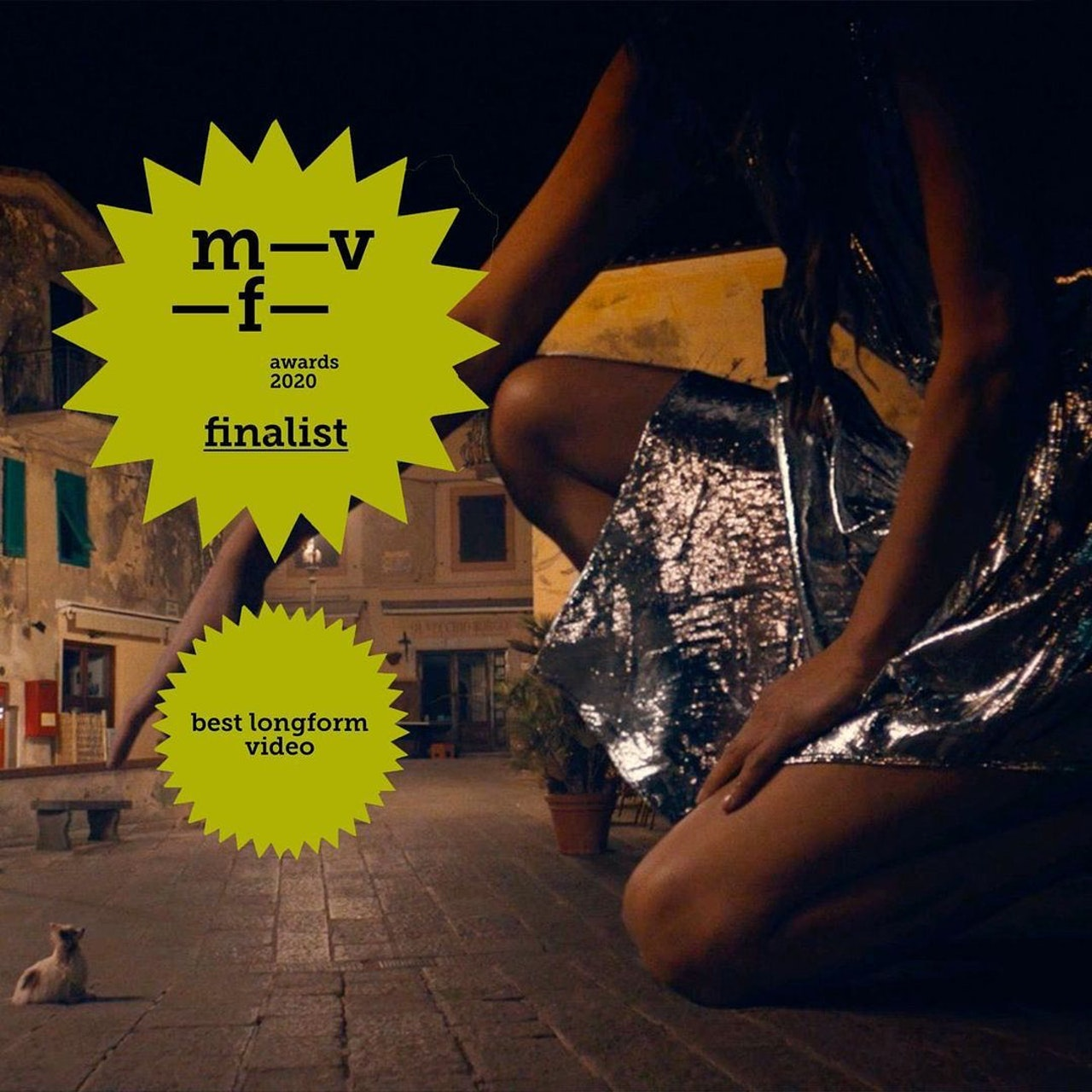 'Adult Baby' is a finalist at MVF Brazil for best Long Form Video.