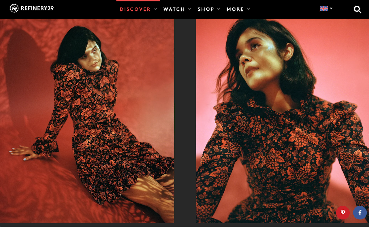 'Bat For Lashes Was Done With Music, Then The Lost Girls Found Her' Refinery29