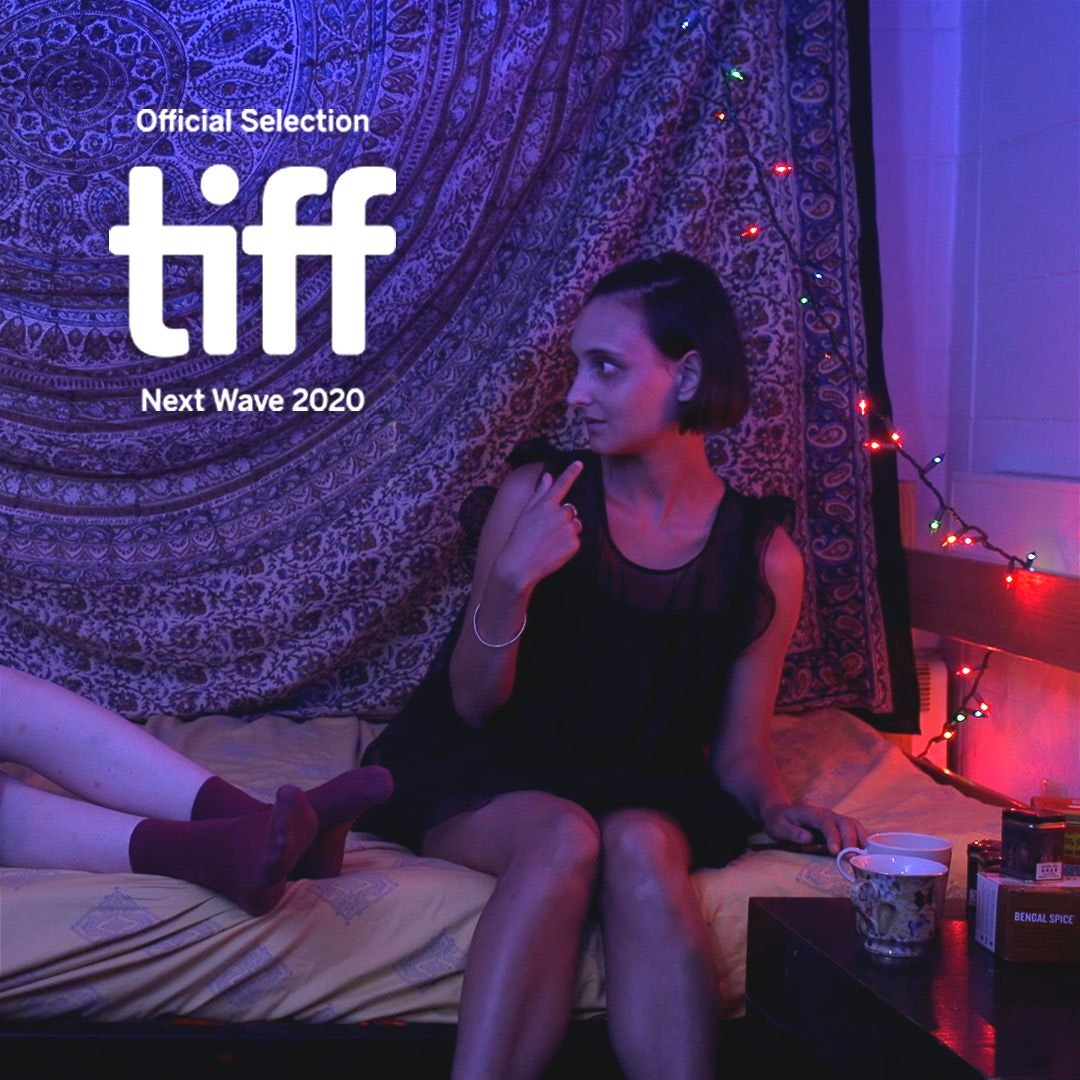 Emily's 'CRSHD' screening at TIFF Next Wave!