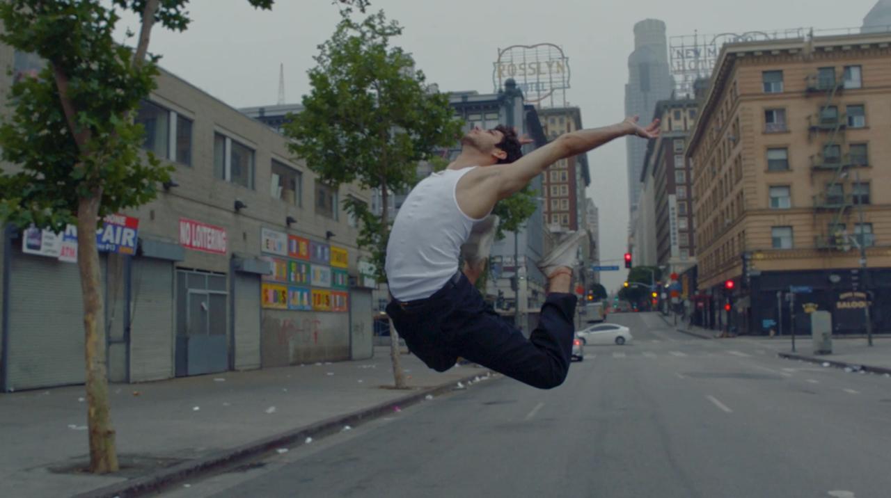 NOWNESS PICKS Gillian Zinser's short film 'Be A Man'