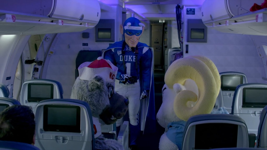nc mascot rivaries | delta air lines