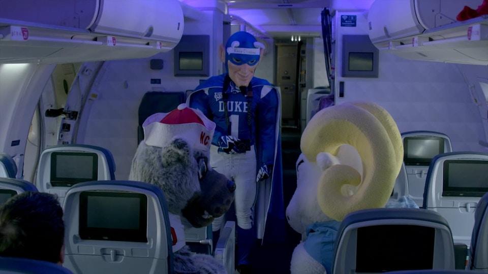 nc mascot rivaries   delta air lines