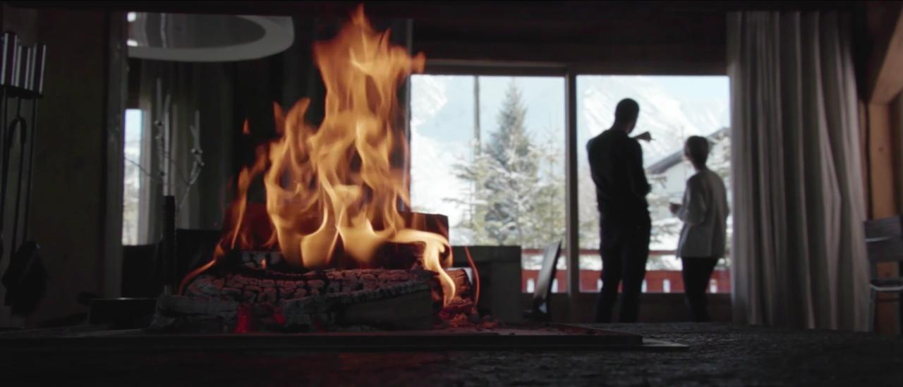 Le Renard Blanc - Film Hiver