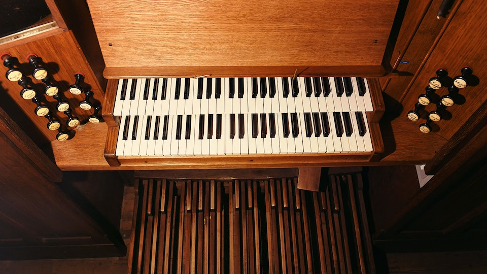 St. James The Great Organ - £36