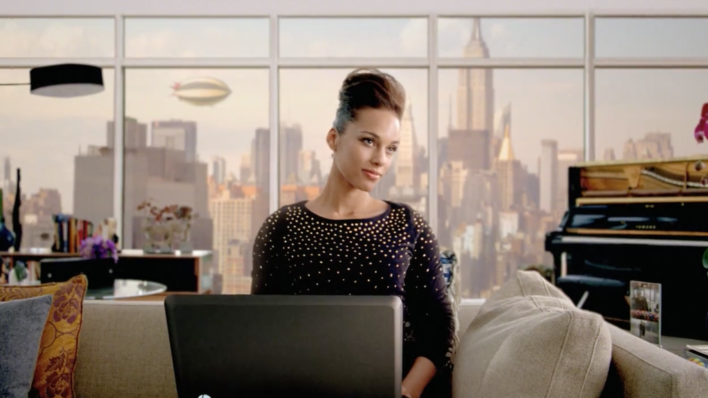 HP- 'Alicia Keys, Beats'