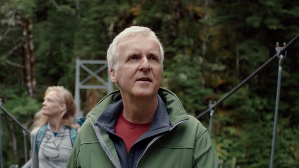 Tourism New Zealand - James Cameron