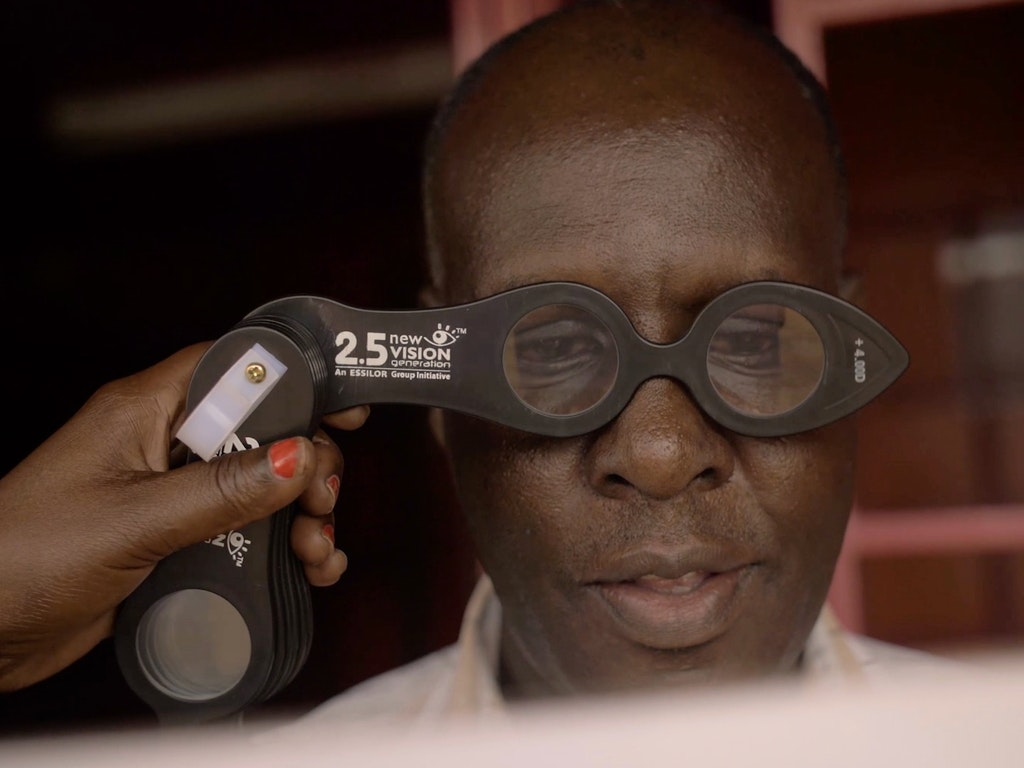 ESSILOR - IMPROVING LIVES AND LIVELIHOODS IN KENYA