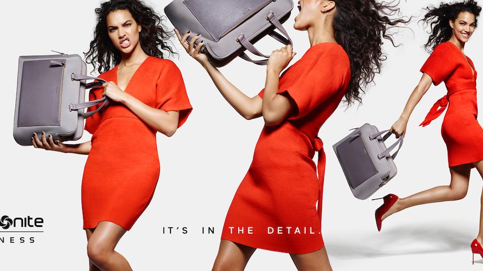 Print Advertising - Samsonite Business | Photographer -  Rankin  | Producer - James Fuller