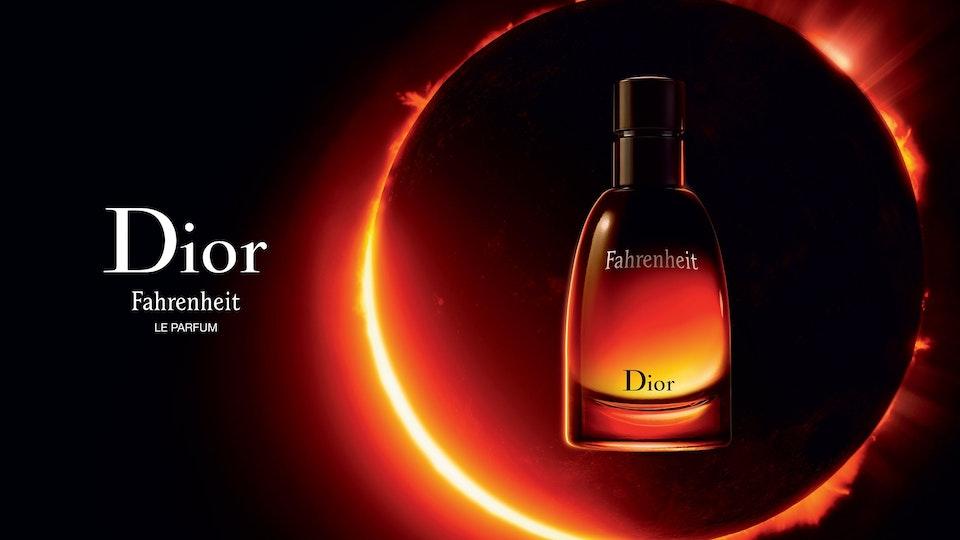 Print Advertising - Dior Fahrenheit | Photographer -  Remi Paringaux,  | Producer - James Fuller