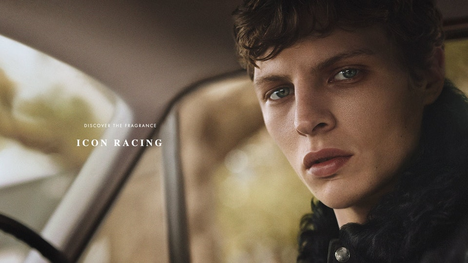 Print Advertising - dunhill Icon Racing | Photographer -  Gregory Harris  | Producer - James Fuller