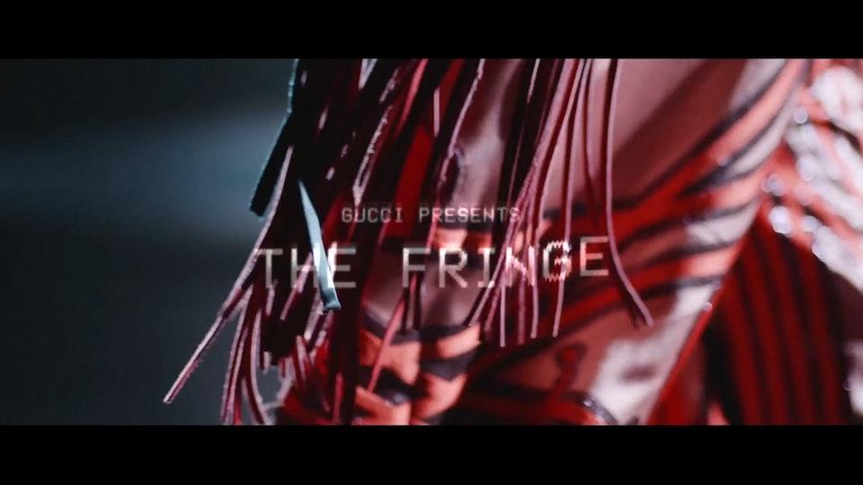 Branded Content - Gucci - The Fringe Bag | Director - Remi Paringaux | Producer - James Fuller