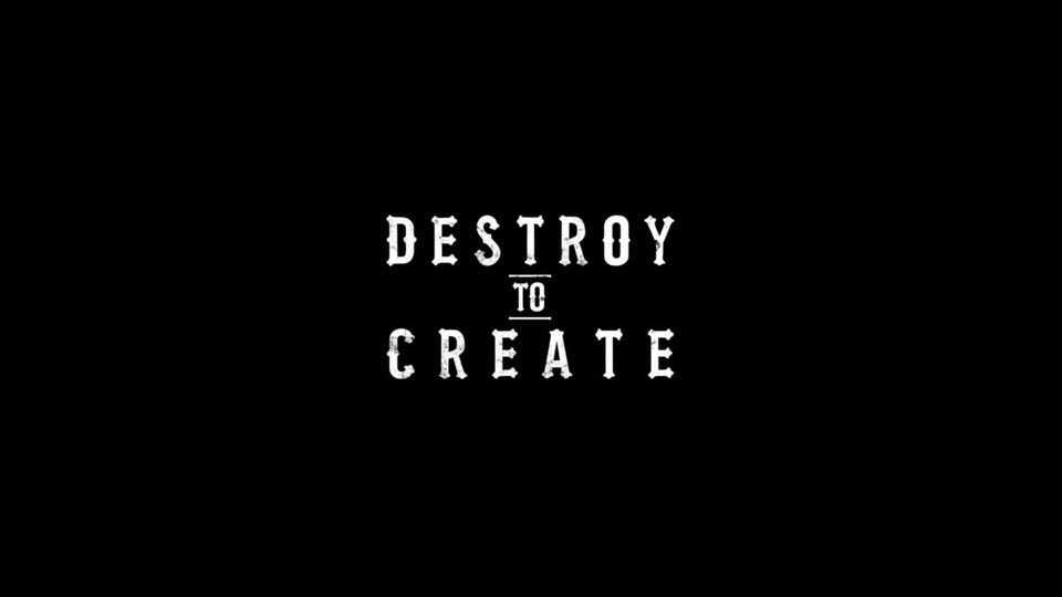 Branded Content - NIKE - Destroy to Create | Dir - Niall O'Brien | Producer - James Fuller