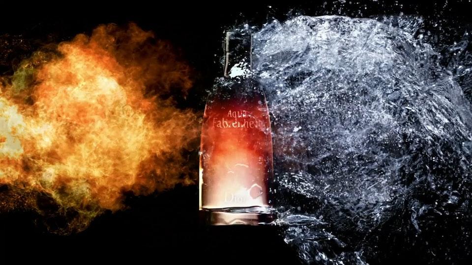 Commercials - Dior - Aqua Fahrenheit | Dir - Remi Paringaux | Producer - James Fuller