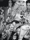 Print Editorial - British Vogue - (Photographer - Sean Thomas, Producer - James Fuller)