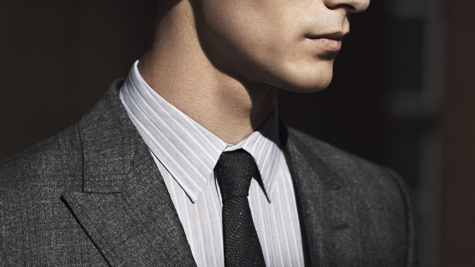 Print Advertising - Gucci Men's Tailoring | Photographer -  Lachlan Bailey  | Producer - James Fuller