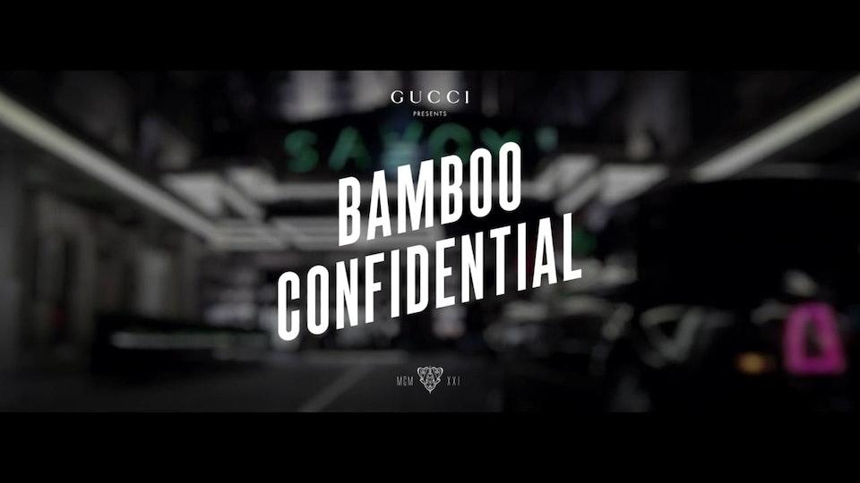 Commercials - Gucci - Bamboo Confidential | Dir - Remi Paringaux | Producer - James Fuller