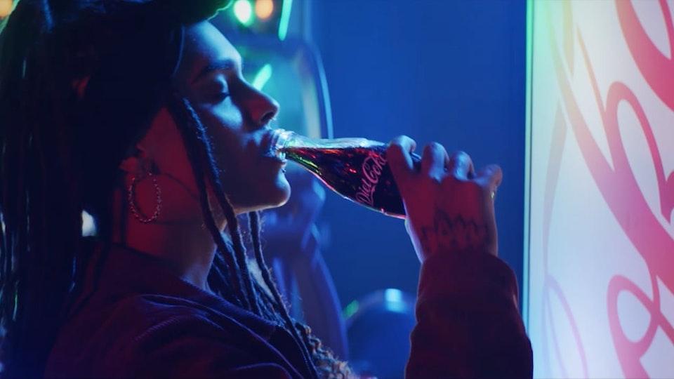 Commercials - Diet Coke | Put Perfect on Ice | Dir - Peter Lee Scott | Producer - James Fuller