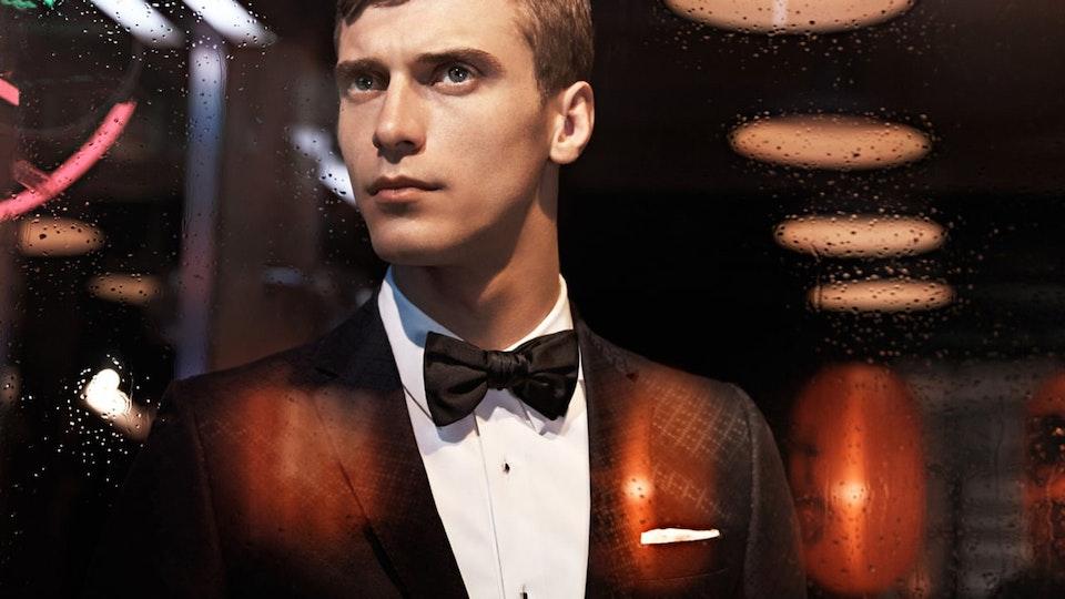 Branded Content - Gucci - Men's Tailoring | Dir - Remi Paringaux | Producer - James Fuller