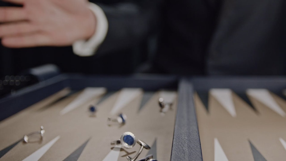 Branded Content - Alfred Dunhill - Holiday | Dir - Roland Kennedy | James Fuller
