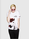 Print Editorial - Gwendoline Chrisie - Comic Relief (Photographer - Rankin, Producer - James Fuller)