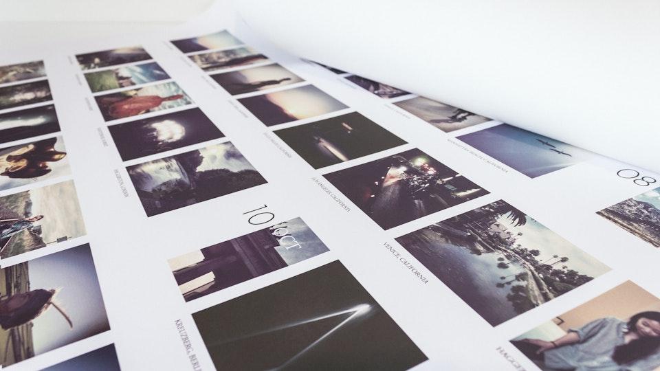 Instagram 2012 Poster