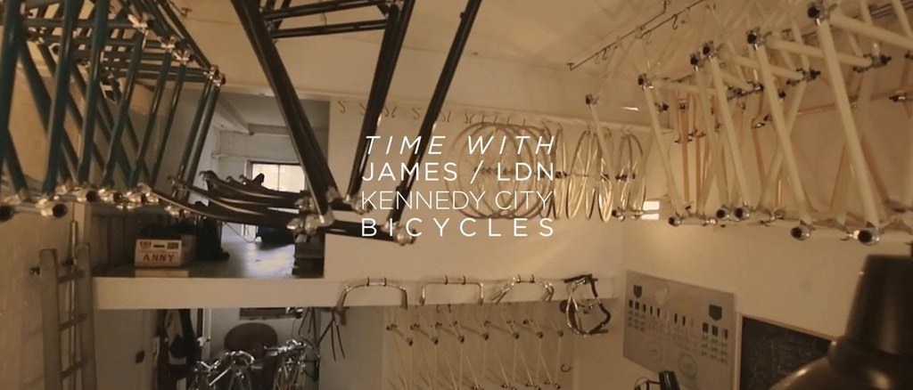 Larsson & Jennings - Kennedy City Bicycles