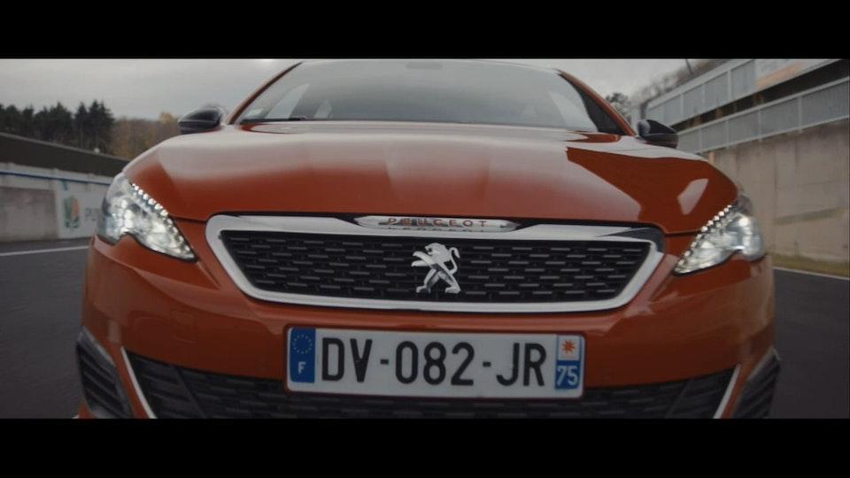 Peugeot // Red Line