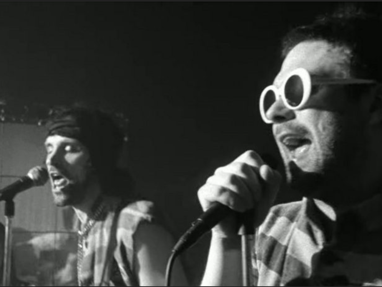 1st AD for Kasabian - This Acid House