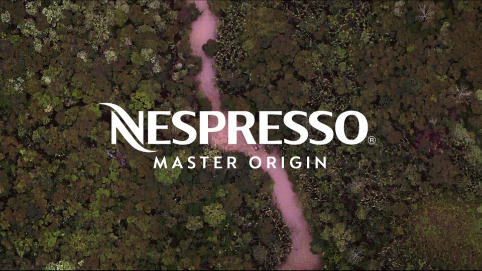Ian Murray    Director of Photography - Nespresso Origins