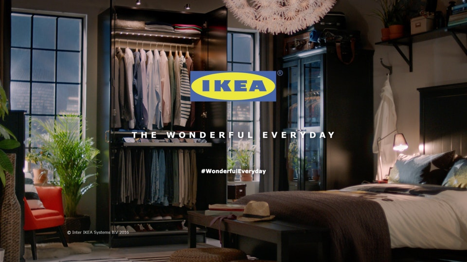 Ian Murray    Director of Photography - IKEA