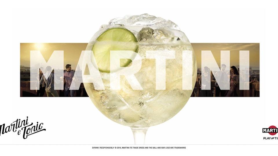 Ian Murray    Director of Photography - Martini